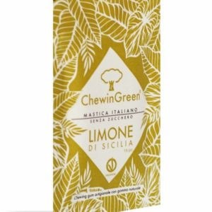 Chewing gum Limone di Sicilia