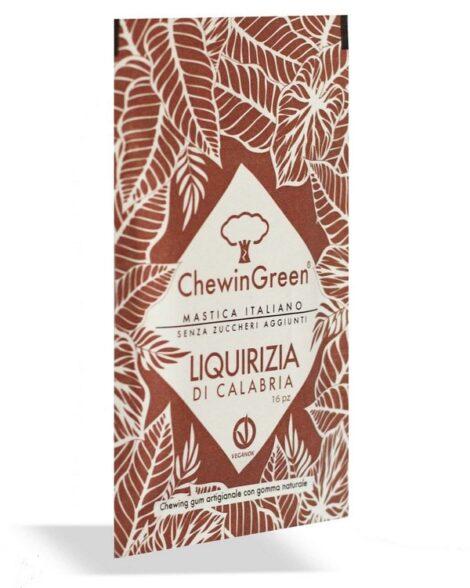 Chewing gum Liquirizia di Calabria