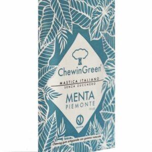 Chewing gum Menta Piemontese