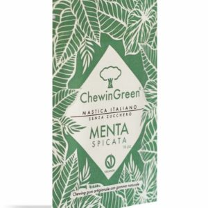 Chewing gum Menta Spicata